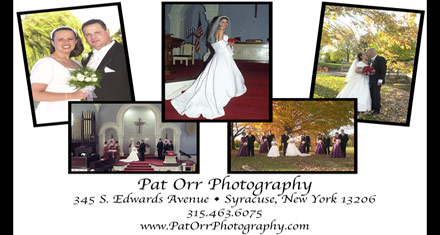 Pat Orr Photography Website Image