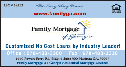 Family Mortgage of Georgia Website Image
