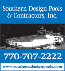 Southern Design Pools & Contractors Inc Website Image