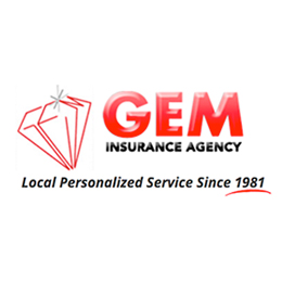GEM Insurance Agency Website Image
