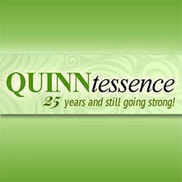 QUINNtessence Website Image