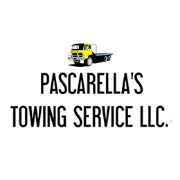 Pascarella's Towing Service LLC. Website Image