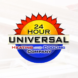 Universal Heating and Cooling Website Image