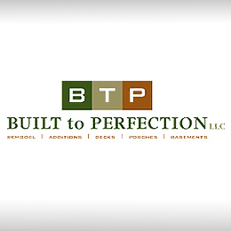 Built to Perfection, LLC Website Image