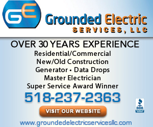 Grounded Electric Services LLC Website Image