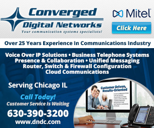 Converged Digital Networks LLC Website Image
