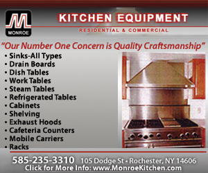 Monroe Kitchen Equipment Inc Website Image