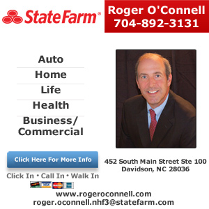 Roger O'Connell State Farm Insurance Agency Website Image