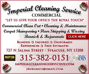 Imperial Cleaning Service Website Image