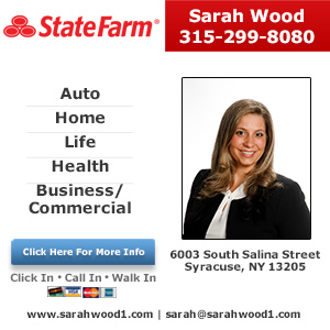 Sarah Wood - State Farm Insurance Agent Website Image