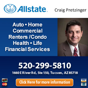 Allstate Insurance Agent: Craig Pretzinger Website Image