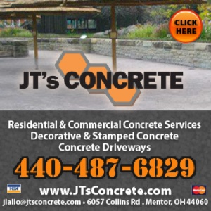 JT's Concrete Website Image