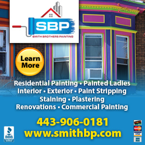 Smith Brothers Painting, LLC Website Image