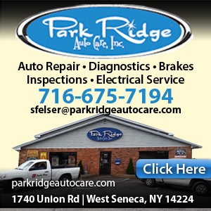 Park Ridge Auto Care, Inc. Website Image