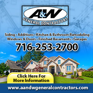 A & W General Contractors Website Image