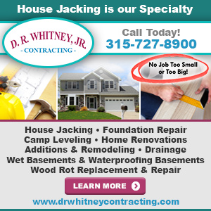 D.R. Whitney Jr Contracting Website Image