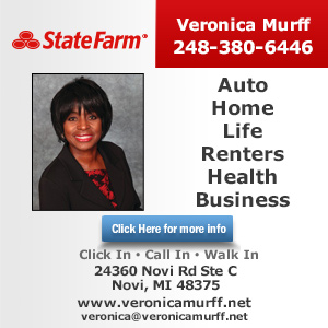 Veronica Murff - State Farm Insurance Agent Website Image