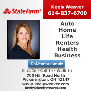 Keely Weaver - State Farm Insurance Agent Website Image