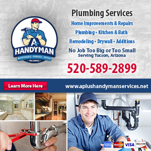 A+ Handyman Services Website Image