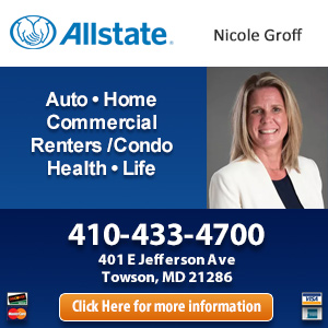 Nicole Groff: Allstate Insurance Website Image