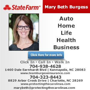 State Farm: Mary Beth Burgess Website Image