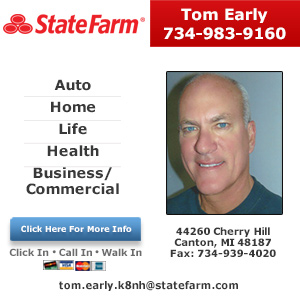 Tom Early - State Farm Insurance Agent Website Image