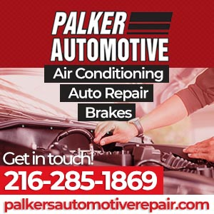 Palker Automotive Repair Website Image