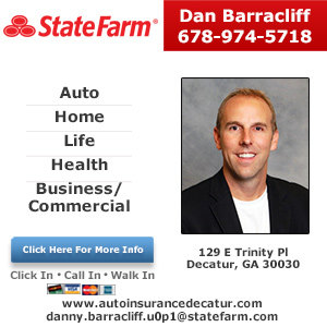 Dan Barracliff - State Farm Insurance Agent Website Image