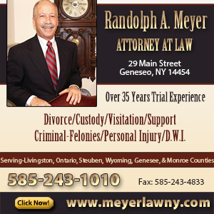 Randolph A. Meyer Attorney At Law Website Image