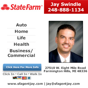 Jay Swindle - State Farm Insurance Agent Website Image