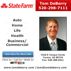 Tom DeBerry - State Farm Insurance Agent Website Image