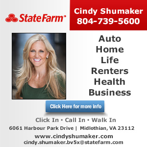 Cindy Shumaker - State Farm Insurance Agent Website Image