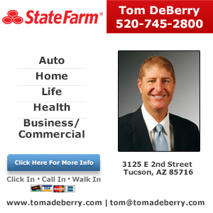 State Farm: Tom DeBerry Website Image