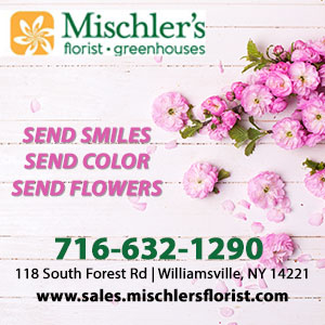 Mischler's Florist and Greenhouses Website Image